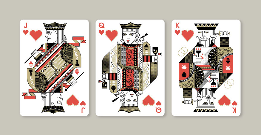 pack of cards design